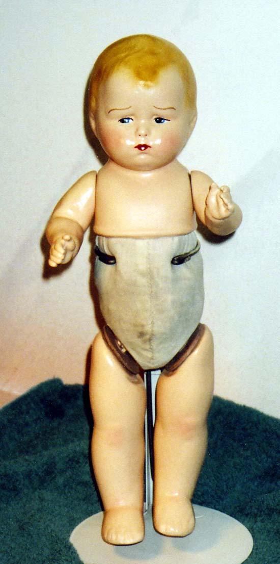Effanbee Grumpy Doll