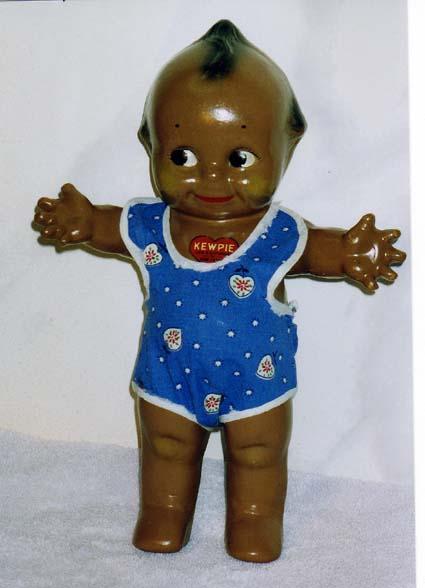 Kewpie Doll Repair
