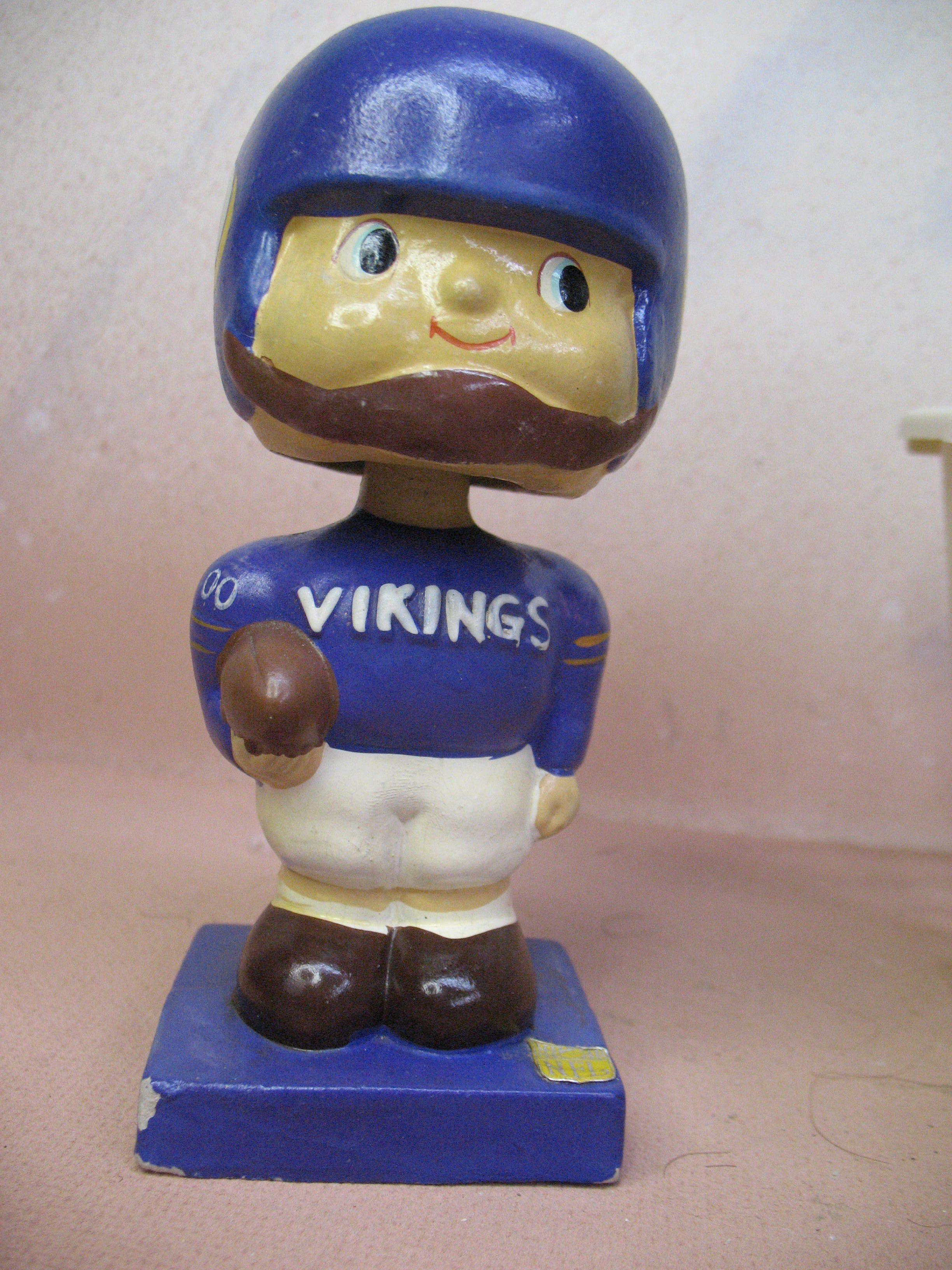 Vikings Bobblehead