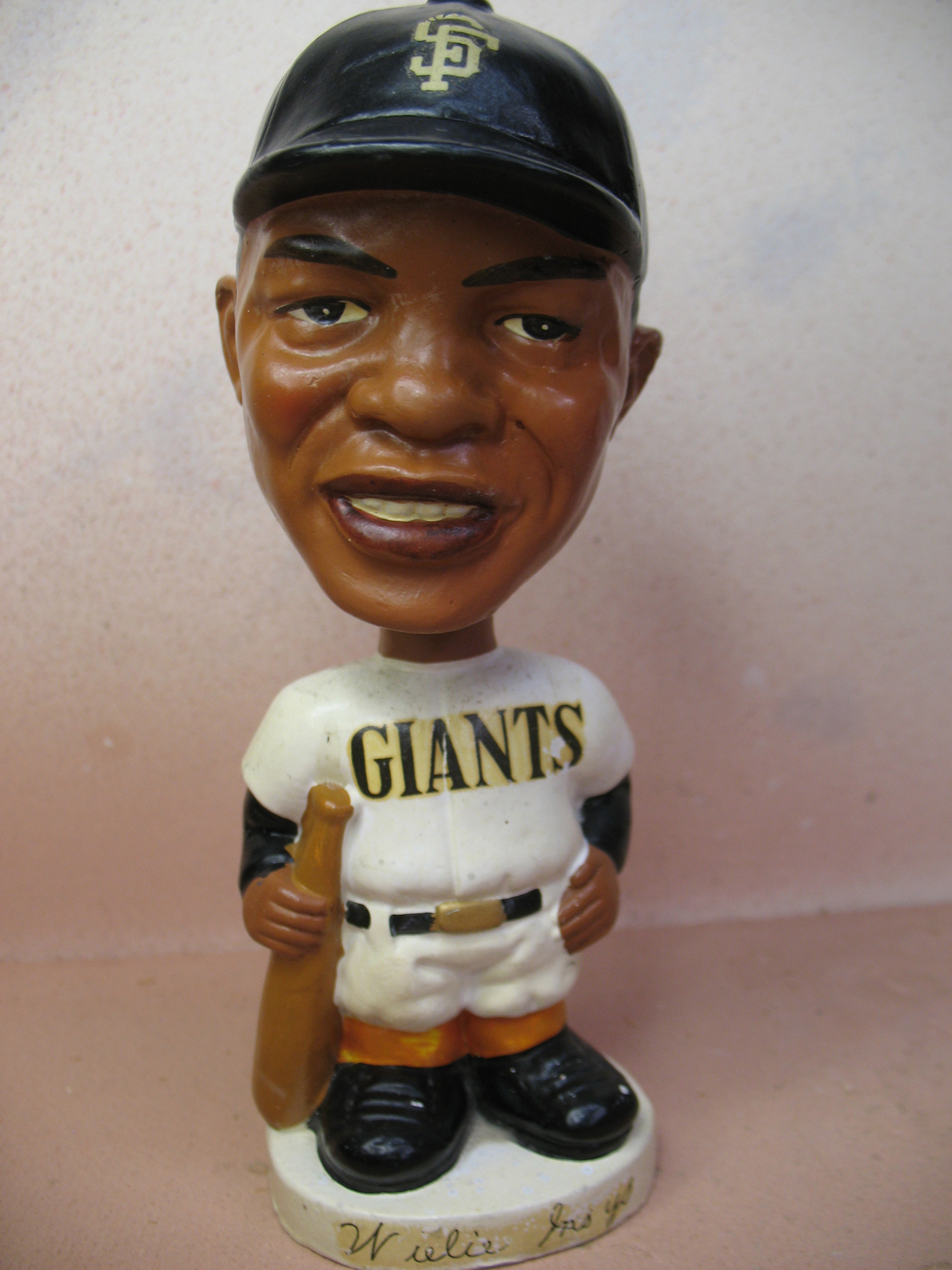 Willie Mays Bobblehead
